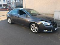 2010 60 VAUXHALL INSIGNIA 2.0 DIESEL 6 SPEED PCO LIGHT DAMAGE/SALVAGE CAT D