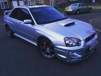 2004 Subaru Impreza wrx turbo sliver not sti