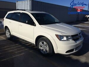2015 Dodge Journey ONE OWNER LOW LOW KMS!!! VERY CLEAN!!!