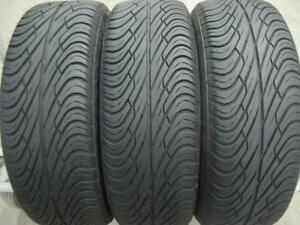 185/60R15, GENERAL ALTIMAX, used all season tires