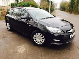 2013 Astra Eco flex 1.7ctdi Exclusive 1 OWNER FULL DEALER SERVICE HISTORY