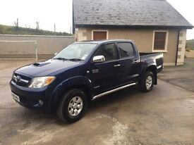2007 Toyota Hilux invincible D4D for Sale