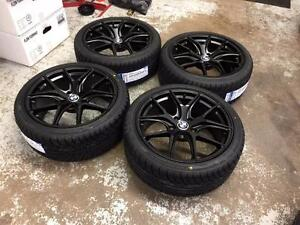 18 Avante Garde Wheels (Replika) 5x120 and Performance All Season Tires 225/40ZR18 (BMW CARS) Calgary Alberta Preview