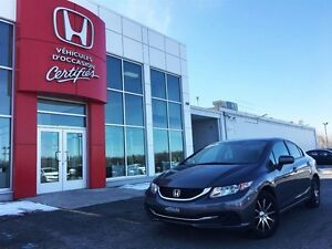 2014 Honda Civic Sedan LX 4P