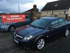 VAUXHALL VECTRA 1.8 SRI (07) MOT JUNE 18 , WARRANTY , £1095