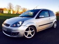Ford Fiesta 1.2 ## ST REPLICA ## SERVICE HISTORY ## LOW INSURANCE ## CHEAP TO TAX ## 1 FORMER KEEPER