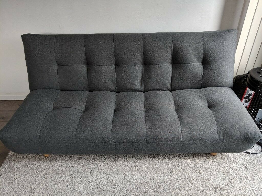 Habitat Kota 3 Seater Sofa Bed