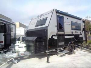 The Little Caravan Company OPTIMISER Off Road Carrum Downs Frankston Area Preview