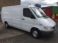 mercedes sprinter 311 mwb only 118000 miles only £3495 no vat