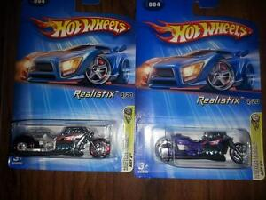 brand new! 2004 hot wheels in package $4 for both