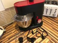 Russell Hobbs Standing/Cake Mixer with Three Attachments