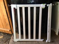 Mothercare baby gate