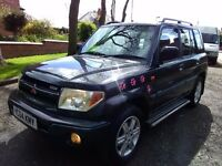 MITSUBISHI SHOGUN PINNI WARRIOR