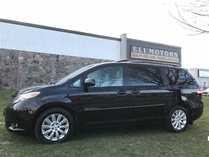 2013 Toyota Sienna XLE-AWD.NAVIGATION.PEAR VIEW CAMERA.BLIND SPO