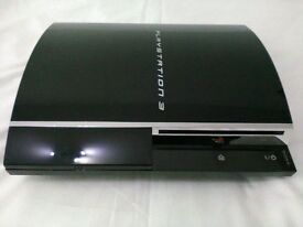 ORIGINAL 60GB PLAYSTATION 3 CONSOLE PS3 NOT WORKING YLOD