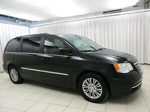 2013 Chrysler Town & Country MINIVAN w/ STOW-N-GO, LEATHER & BAC