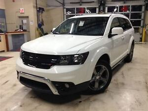 2016 Dodge Journey CROSSROAD.TOIT OUVRANT.CUIR.GPS.CAMERA.BLACKT