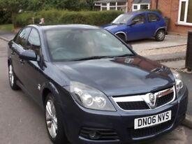 Vauxhall Vectra 1.8sri sat nav