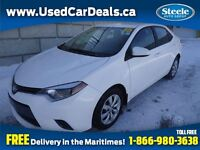 2015 Toyota Corolla LE Auto Air Fully Equipped Cruise