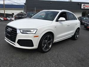 2016 Audi Q3 2.0T Technik   Coquitlam Location - 604-298-6161