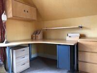 Galent IKEA desk - excellent condition