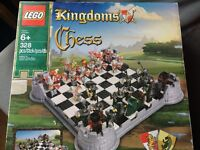 Lego chess set used - great condition