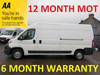 Citroen, RELAY, Panel Van, 2017, Manual, 1997 (cc)***12 MONTH MOT***NO VAT***