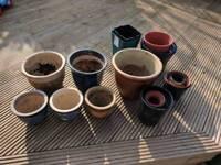 Decorative and Plastic Plant Pots