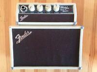 Fender Tonemaster Mini - Battery Powered Amp