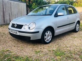 VW POLO TWIST 1.4 AUTOMATIC ONLY 51000 MILES FROM NEW