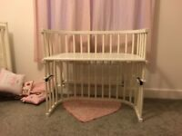 Babybay co sleeper cot crib
