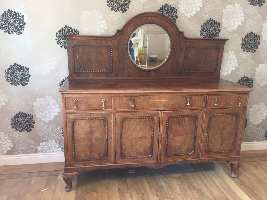 ANTIQUE SIDEBOARD WITH MIRROR in Antrim County Antrim  : 86 from www.gumtree.com size 1024 x 768 jpeg 130kB