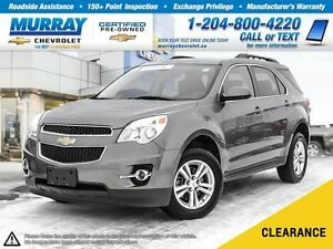 2011 Chevrolet Equinox 1LT *All Wheel Drive, OnStar, Remote Star
