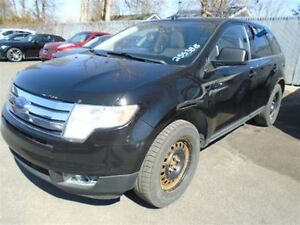 2008 Ford Edge Limited AWD  MAGS TOIT PANO CUIR
