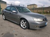 2004 04 SAAB 9-3 VECTOR 2.2 TID LOW 74K MILES, HPI CLEAR, FSH, LEATHER, CRUISE