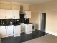 NEW 1 BEDROOM FLAT, PART FURNISHED, GLENFIELD RD £500 pcm