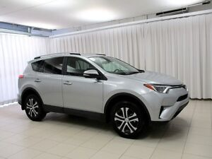 2017 Toyota RAV4 INCREDIBLE DEAL!! LE AWD SUV w/ HEATED SEATS, L