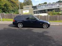2005 55 BMW 320D SE TOURING MANUAL BLUE SPORT STYLING