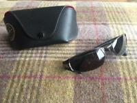 Ray-Ban prescription sunglasses 1.25