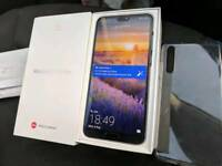New Huawei P20 pro 128gb midnight blue edition