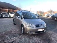 2003 Toyota Picnic 2.0 SE LIMITED EDITION 5DR AUTO 7 SEATER + FULL LEATHER