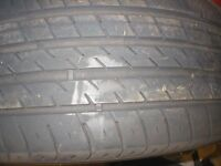 Winda 225/50/r17 tyres,about 5mm of tread