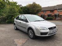Ford Focus 1.6 LX 2005 AUTOMATIC