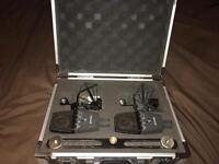 **STUDIO SALE** SE Electronics sE4400a Matched Stereo Pair with Boom Stand