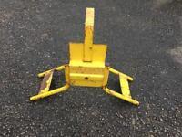 Milenco wheel lock (2keys)