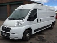 LOW MILEAGE,HPI CLEAR,2010 CITROEN RELAY 2.2 DIESEL 6 SPEED MANUAL,ONE OWNER FROM NEW,TWO KEYS