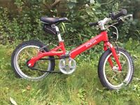 "Child's Kokua 16"" Bicycle *Fully* Automatic Gear Shifter"