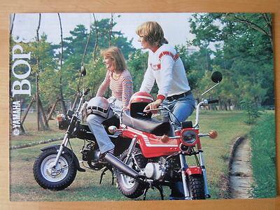 YAMAHA  1978  Prospekt  Yamaha  BOP gebraucht kaufen  Wiesloch