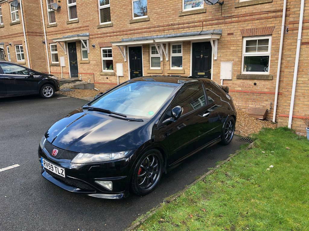 honda civic fn2 type r gt in stoke on trent. Black Bedroom Furniture Sets. Home Design Ideas