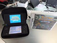 Nintendo DSi & Pokemon Mystery Dungeon: Blue Team Rescue